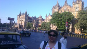 WHS Chhtrapati Shivaji Terminus (CST) formerly known as Victoria Terminus, Mumbai