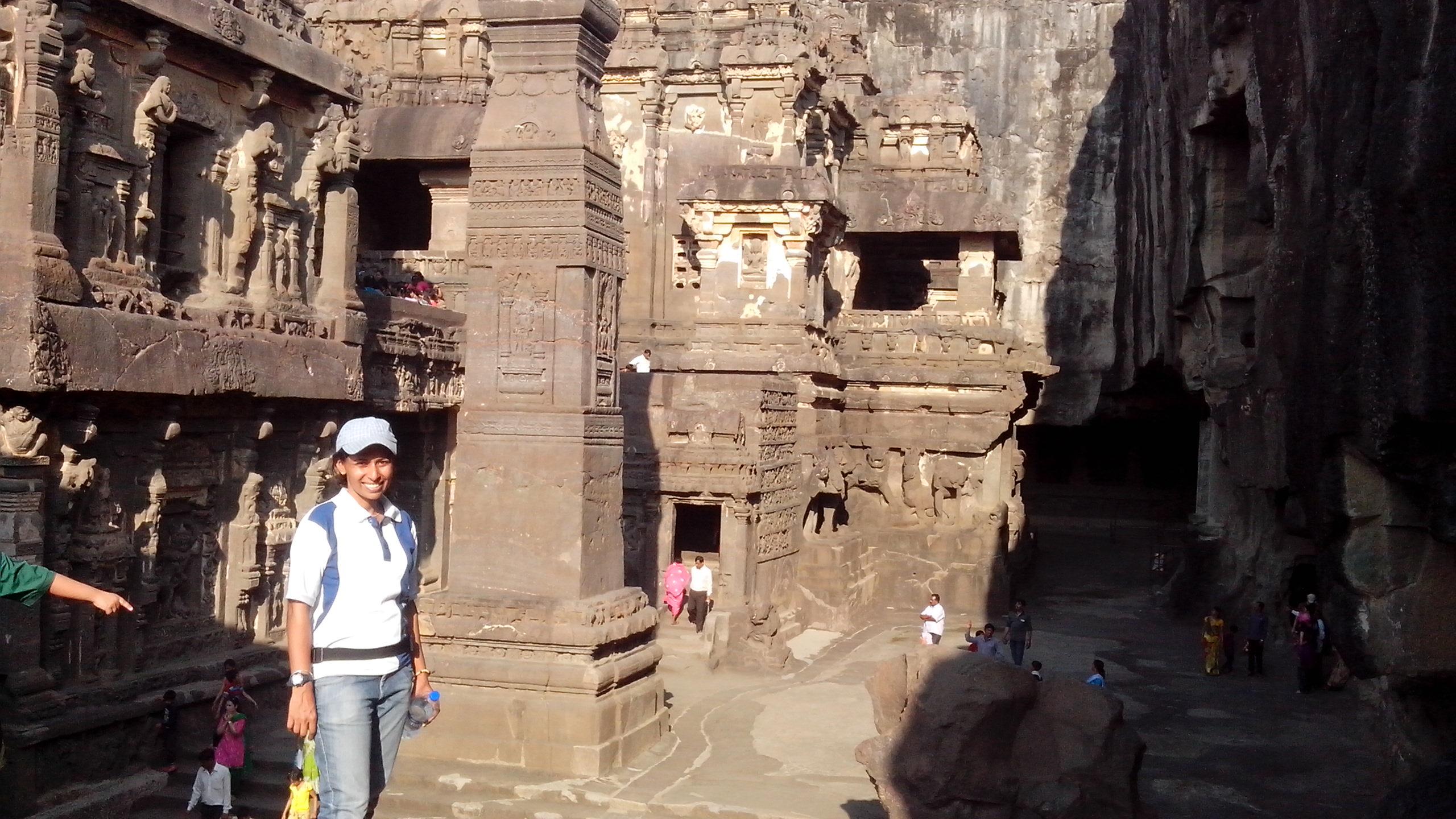 Ellora Cave #16 - Kailash Temple