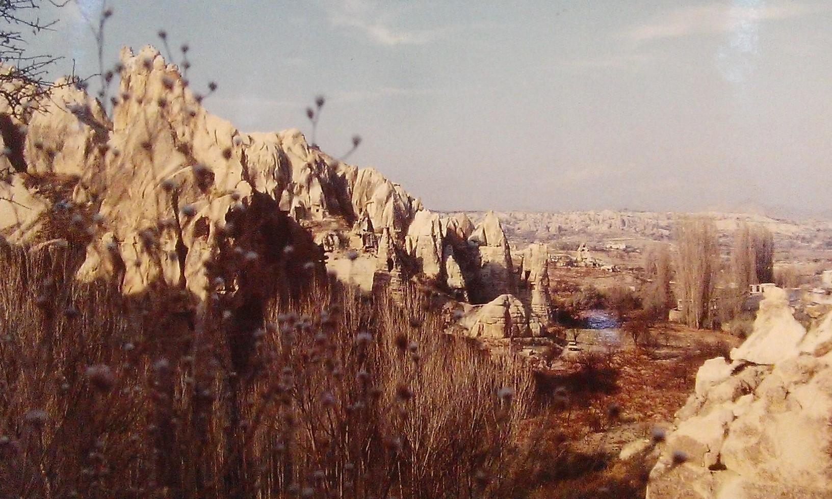 Cappadocia in Winter - Göreme National Park and the Rock Sites of Cappadocia - Turkey Cathrin Eszbach