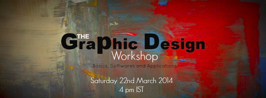 Graphic design workshop