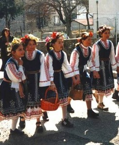 Bistritsa Babi, archaic polyphony, dances and rituals