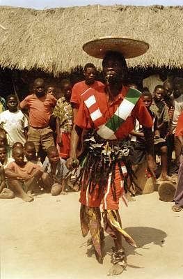 Vimbuza healing dance