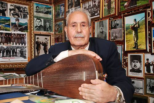 Art of Azerbaijani Ashiq