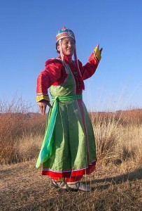 Mongol Biyelgee, Mongolian traditional folk dance