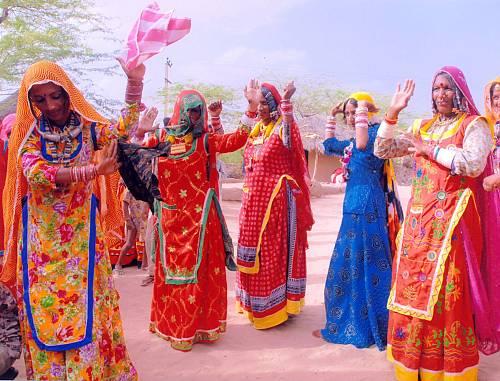 Kalbelia folk songs and dances of Rajasthan