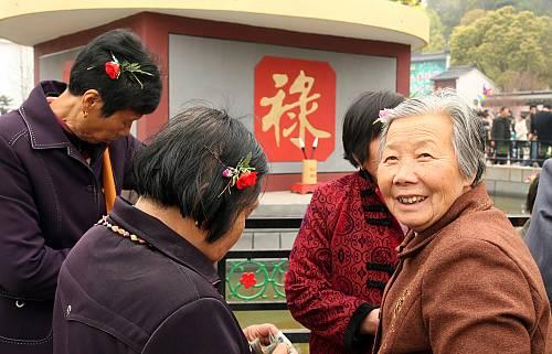 Sericulture and silk craftsmanship of China