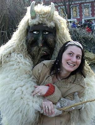 Busó festivities at Mohács: masked end-of-winter carnival custom
