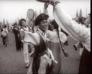 Farmers' dance of China's Korean ethnic group