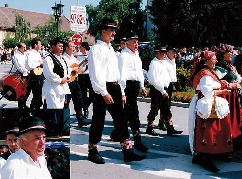 Bećarac singing and playing from Eastern Croatia
