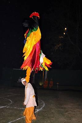 Ramman, religious festival and ritual theatre