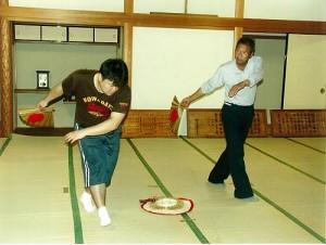 Nachi no Dengaku religious performing art