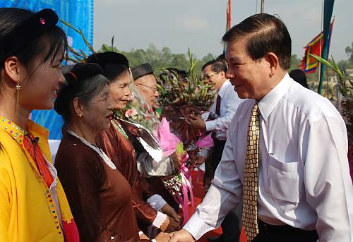 Xoan singing of Phú Thọ Province, Viet Nam