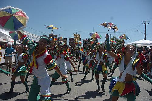 Frevo, performing arts of the Carnival of Recife