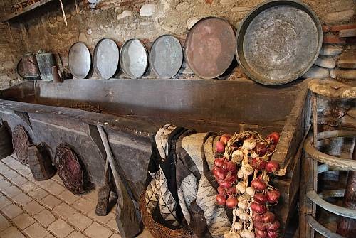 Georgian traditional Qvevri wine-making method