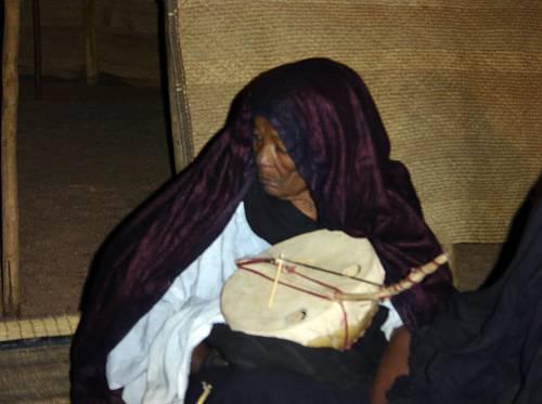 Imzad of the Tuareg communities of Algeria, Mali and Niger