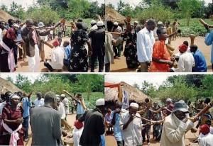 Bigwala, gourd trumpet music and dance of the Busoga Kingdom in Uganda