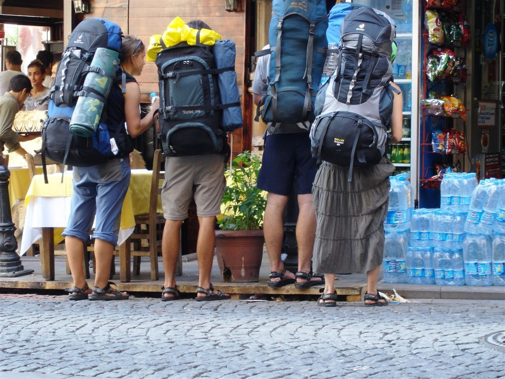 backpacker essentials