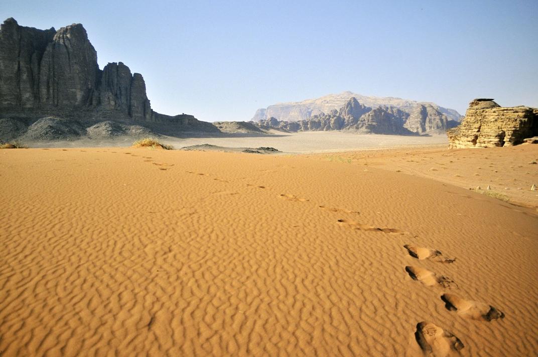 Wadi Rum Protected Area - Jordan Cathrin Eszbach