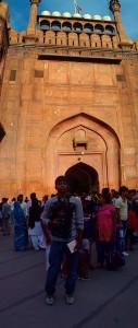 Delhi Redfort