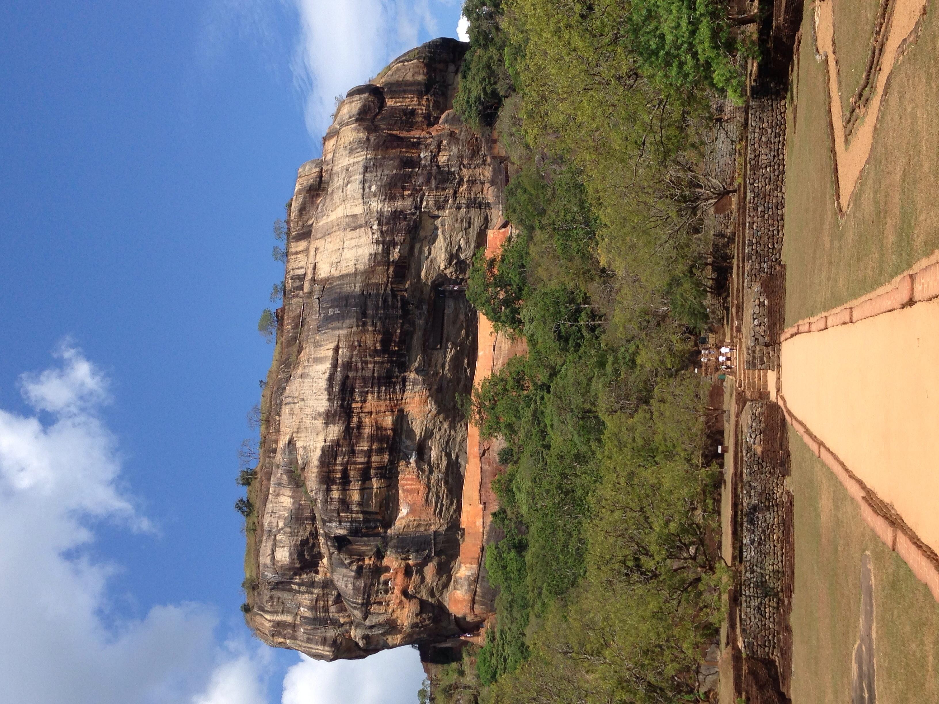 Ancient City of Sigiriya - Sri Lanka Mark James Vang