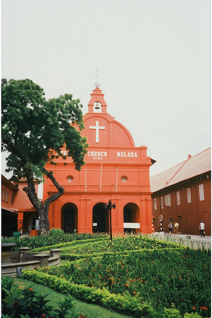 Melaka and George Town, Historic Cities of the Straits of Malacca - Malaysia Anne-Sophie Redisch
