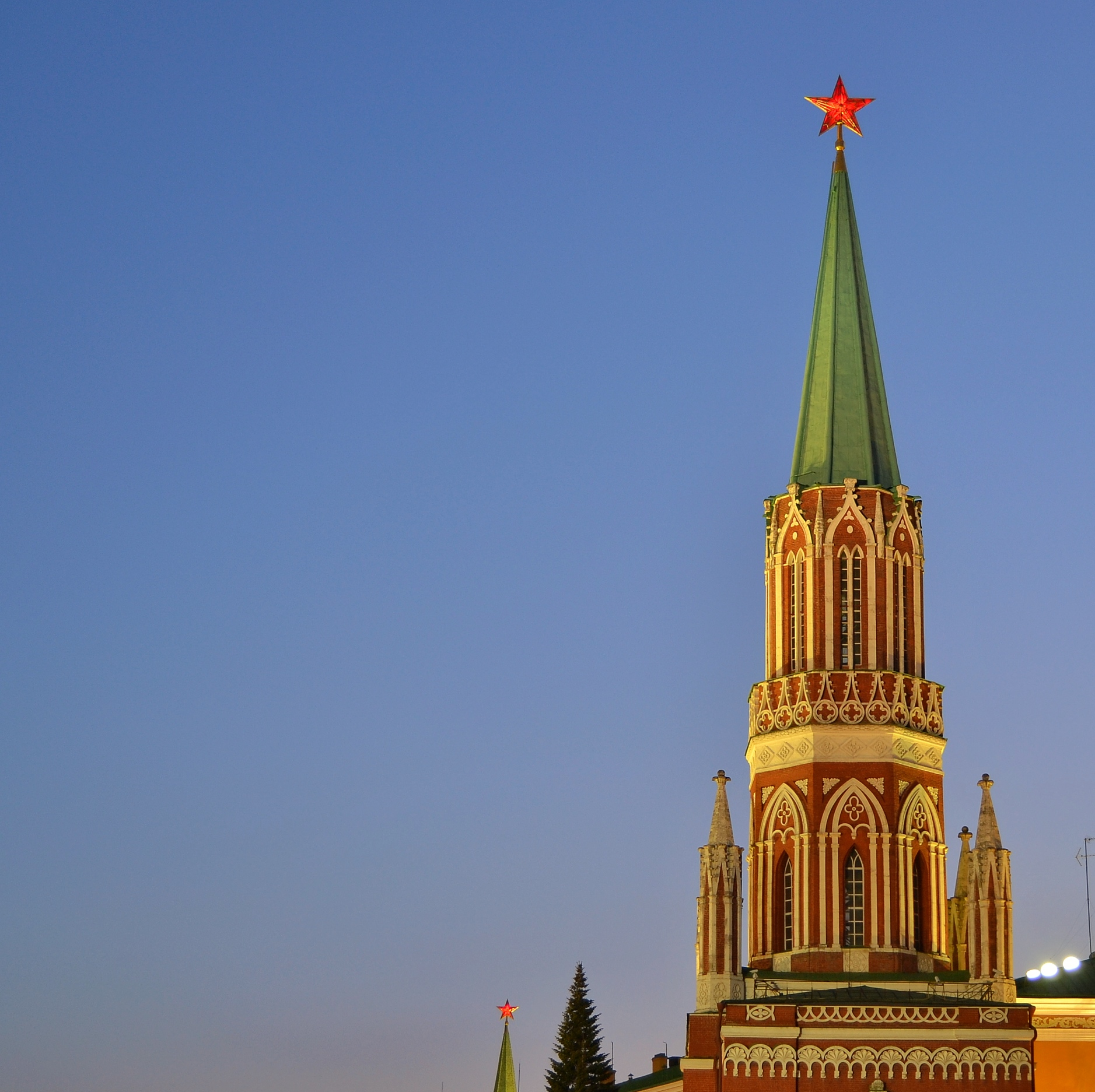 Kremlin and Red Square, Moscow - Russian Federation Robert