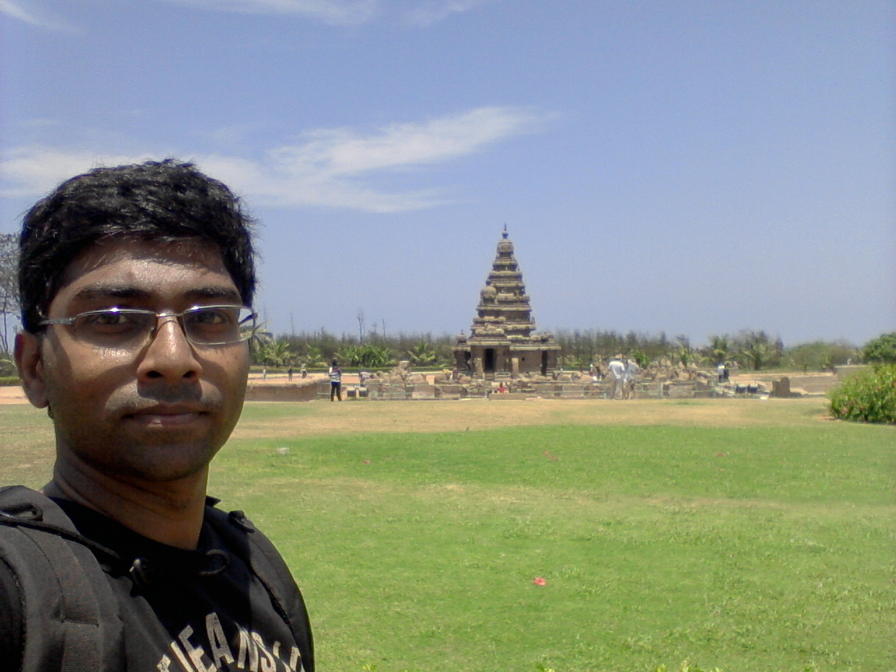Group of Monuments at Mahabalipuram - India Prasun Bheri