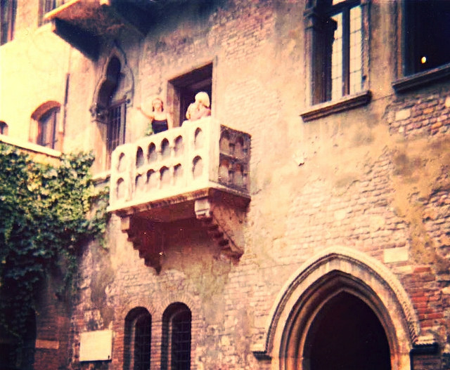 City of Verona - Italy Anne-Sophie Redisch