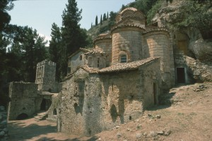 Proof for Archaeological Site of Mystras
