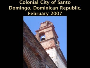 Colonial City of Santo Domingo
