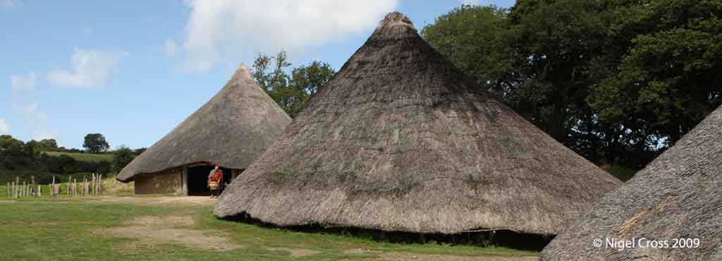 When Britons Lived In Huts Gounesco Make Heritage Fun