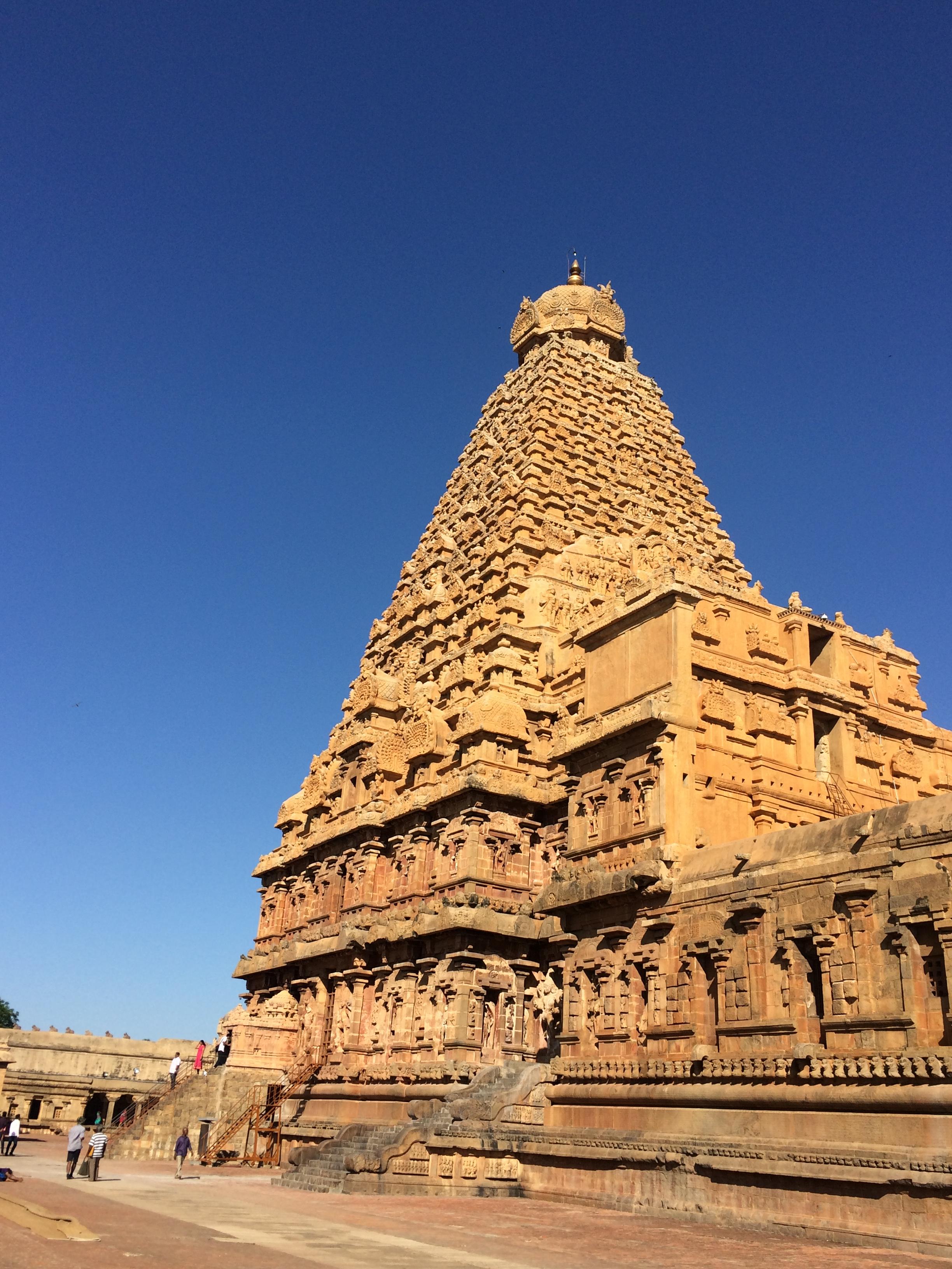 Brihedeeshwara Temple