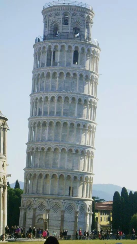 Proof for Piazza del Duomo, Pisa