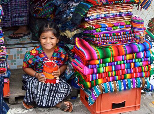 Guatemala's Beautiful and Vibrant Textiles - GoUNESCO - Make