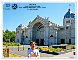 Majestic Royal Exhibition Building