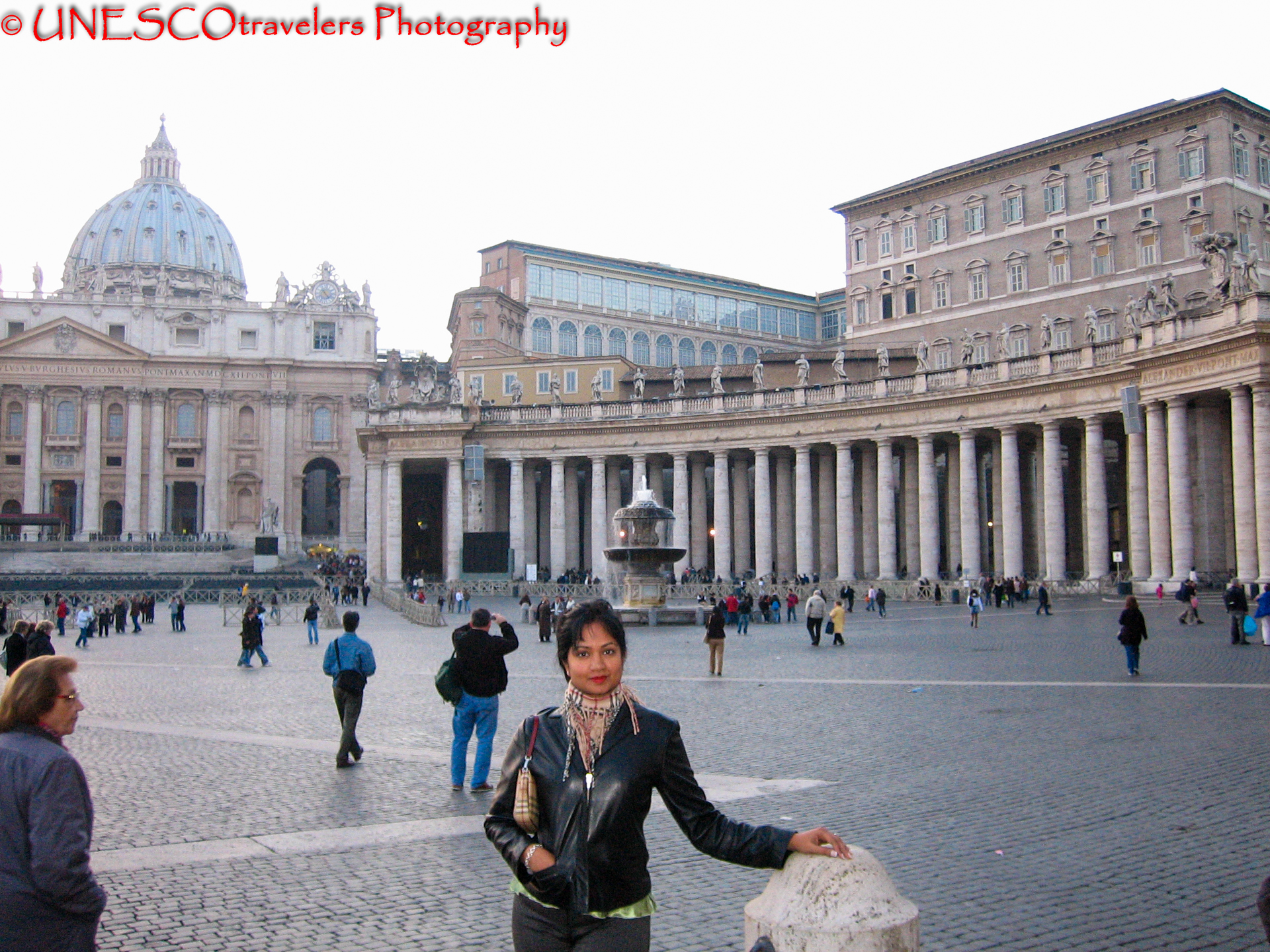 The Smallest Country in the World Vatican City - Holy See By UNESCOtravelers