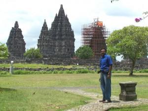 Prambanan Hindu Temple, Yogyakarta