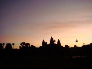 Angkor Wat @ dawn