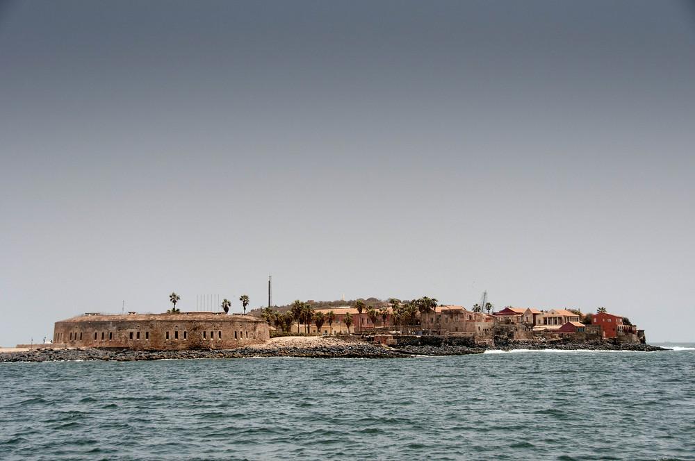 Island of Gorée Gary Arndt