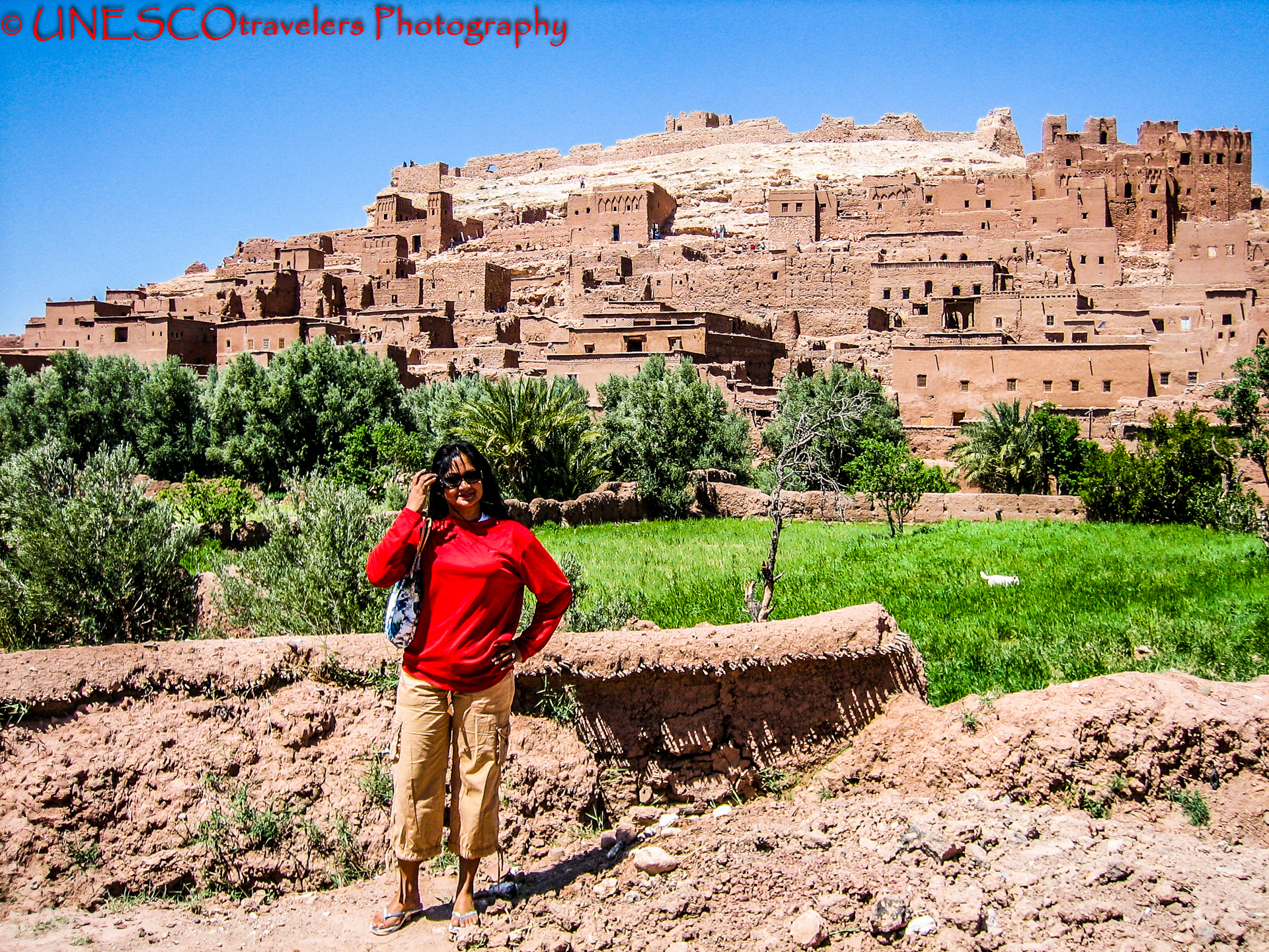 The Mud City of Morocco Ksar of Ait-Ben-Haddou - Morocco By UNESCOtravelers