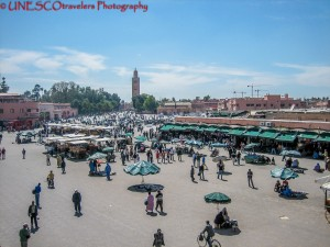 The Great Square of Jemaa el-Fna