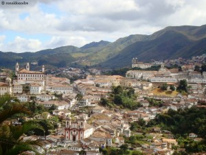 General View of Ouro Preto