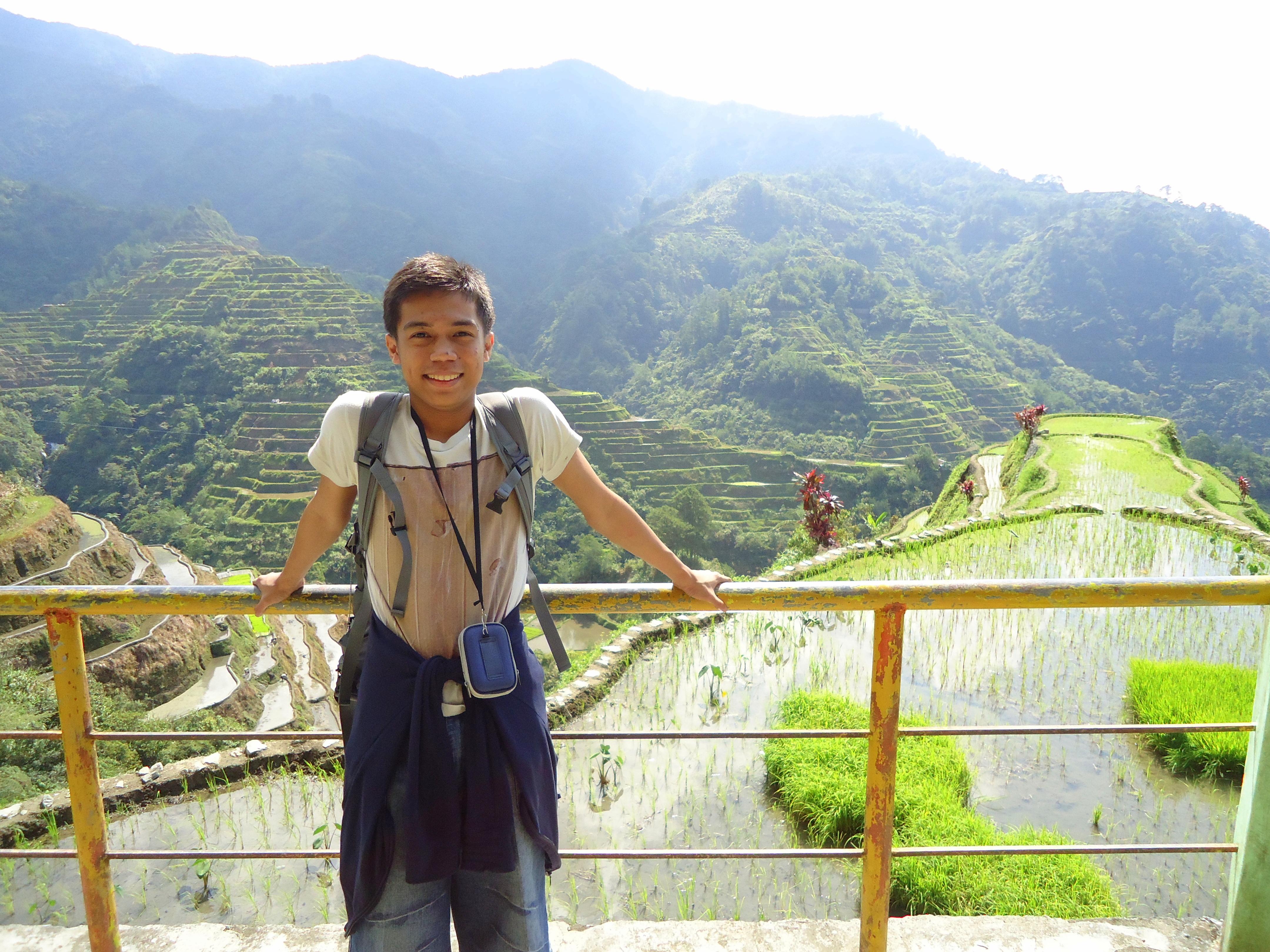 Rice Terraces of the Cordilleras Rice Terraces of the Philippine Cordilleras - Philippines carlos ortiz