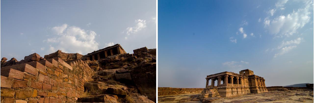 The Cradle of Temple Architecture: Aihole-Badami-Pattadakal