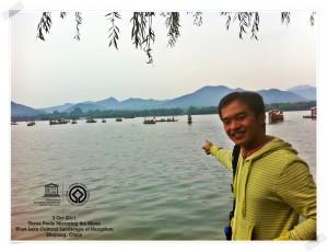 The Heart of West Lake Hangzhou