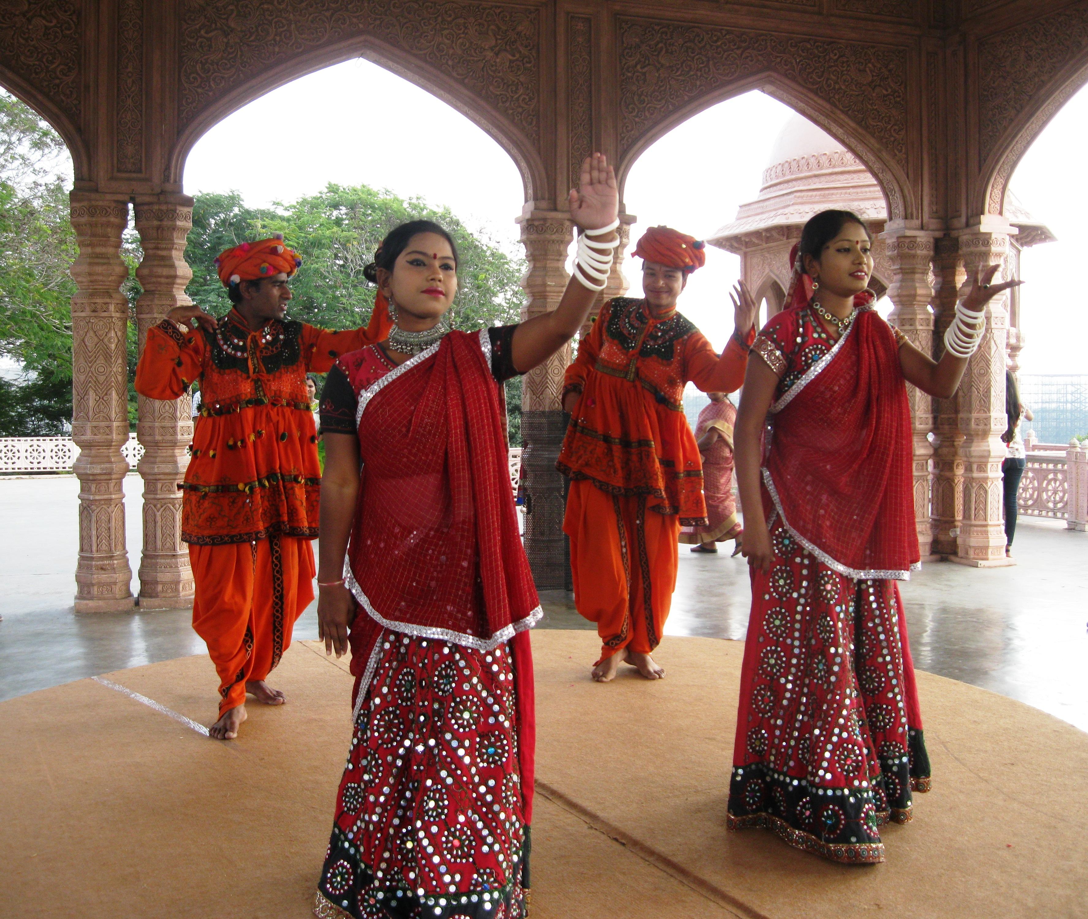 Kalbelia dance performance at Jaipur Kalbelia folk songs and dances of Rajasthan - India Oindrila De