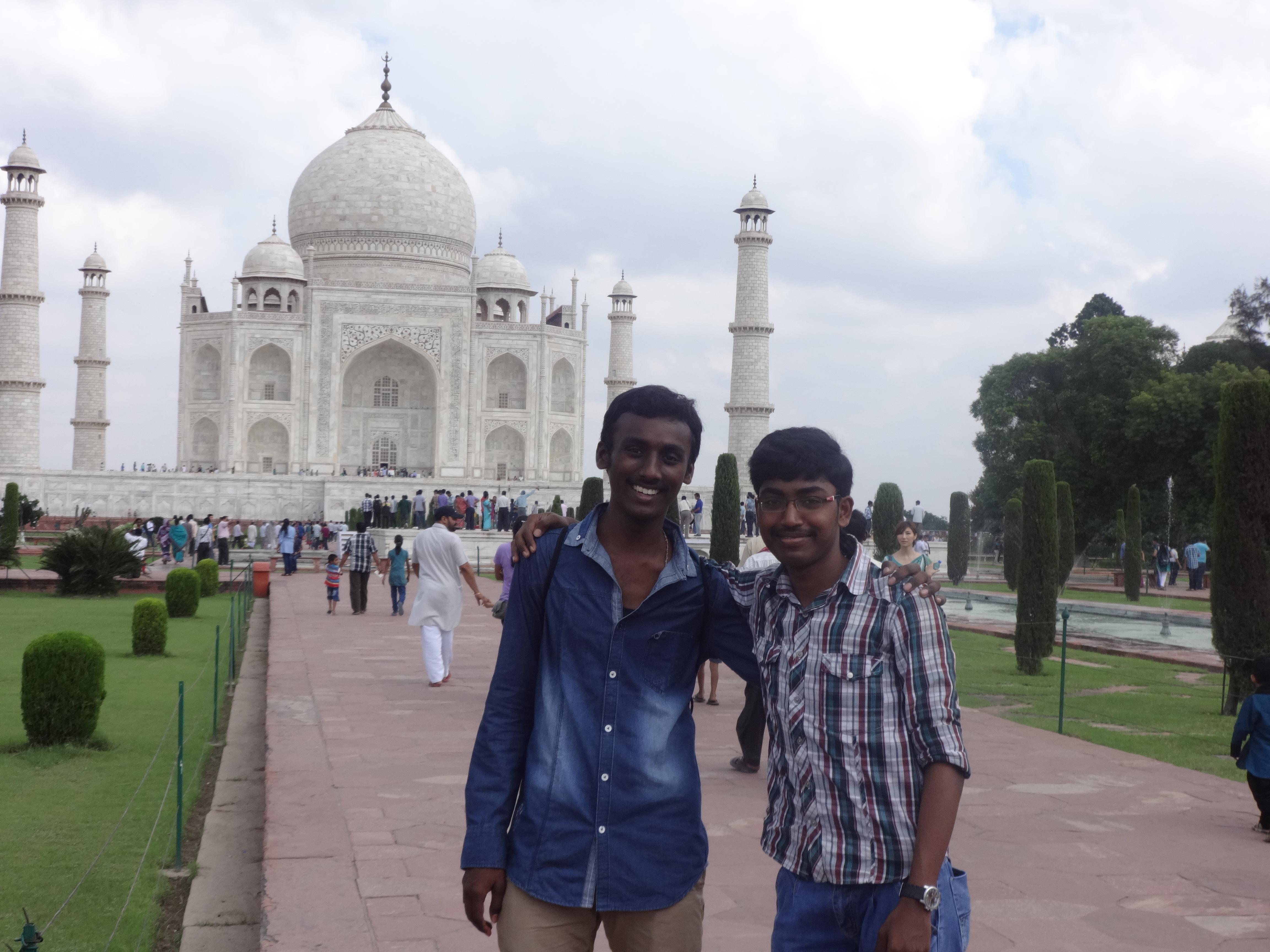 TajMahal Taj Mahal - India Vishal Pallerla