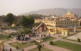 Amazing architectural building in our own Pink city The Jantar Mantar, Jaipur - India Heemanshi Bohra