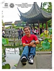 Lion Groove Garden of suzhou