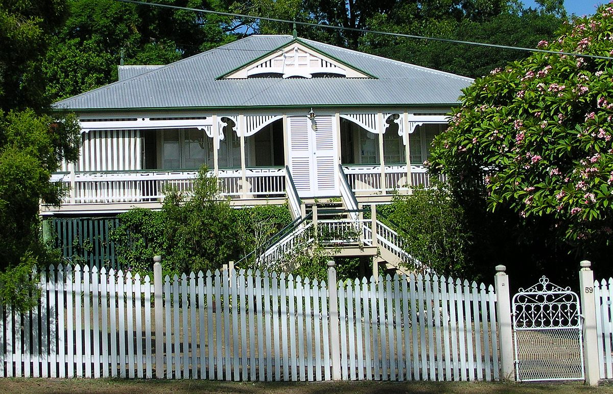 The Queenslander Architecture Adapted To Climate